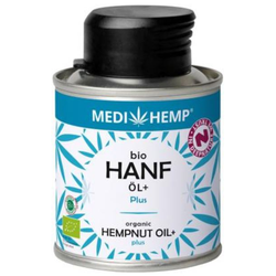 Hanfsamenöl plus CBD 100ml