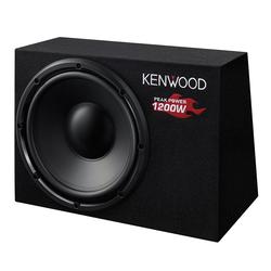 Kenwood Subwoofer (Kenwood KSC-W1200B - 30cm Subwoofer)
