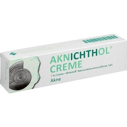 AKNICHTHOL Creme 25 g