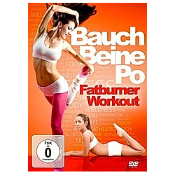 Bauch  Beine  Po - Fatburner Workout - DVD  Filme