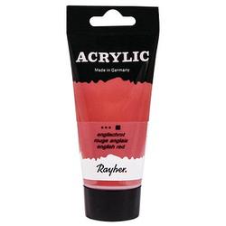 Rayher Acrylic Acrylfarben englischrot 75,0 ml, 1 St.