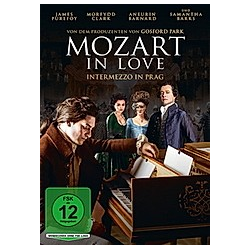 Mozart in Love - Intermezzo in Prag - DVD  Filme