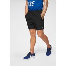 Nike Laufshorts MEN NIKE CHALLANGER RUNNING SHORTS schwarz Herren Laufhosen Sporthosen Hosen
