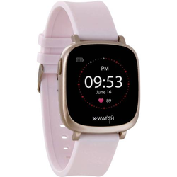 X-WATCH Ive XW Fit Smartwatch Rosa