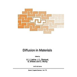 Diffusion in Materials - Buch
