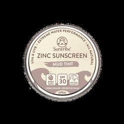 Suntribe Zinksonnencreme  - Mud Tint LSF30 45g