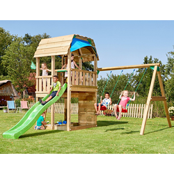 Jungle Gym Spielturm Jungle Barn, BxTxH: 423x497x320 cm