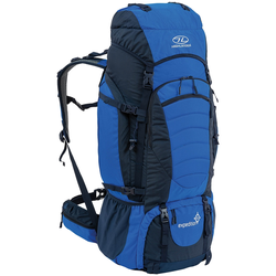 Highlander Rucksack Expedition 85 Liter blau