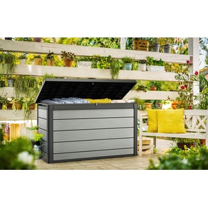 Keter Aufbewahrungsbox Denali 200 - 757 Liter - Gartenbox Kissenbox Auflagenbox