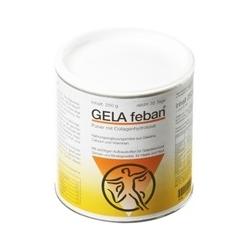 GELA feban Pulver mit Gelantinehydrolysat plus