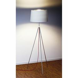 Stehleuchte Tropic Aluminor weiß, 140 cm