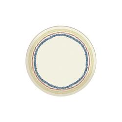 Procos Teller Bambusfaser 1 Bambusfaser Teller 24 cm 75% Anteil gelb