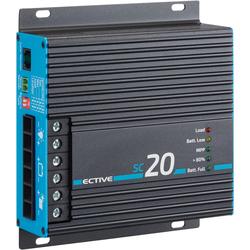 ECTIVE SC 20 MPPT Solar-Laderegler für 12/24V Versorgungsbatterien 240Wp/480Wp 50V 20A