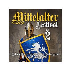 VARIOUS - Mittelalter Festival Vol.2 (CD)