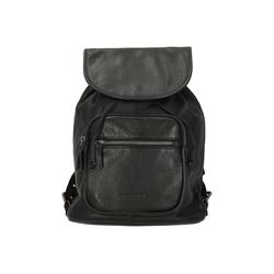 FREDsBRUDER Cityrucksack FREDsBRUDER Zip Bag Back Rucksack 38 cm schwarz