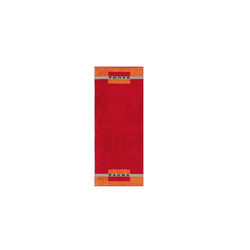 Cawöe Saunatuch Sauna in rot, 80 x 200 cm