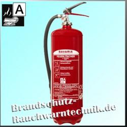BAVARIA Hyd X-W 6, 6l Dauerdruck-Wasserlöscher, 10LE - Feuerlöscher
