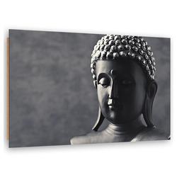 HomeLiving Deco-Panel Buddha-Statue, Motiv siehe Bild/Beschreibung