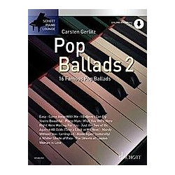 Pop Ballads  für Klavier (Keyboard) - Buch