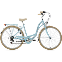 KS-CYCLING Casino 28 Zoll RH 48 cm Damen hellblau