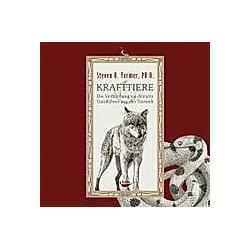 Krafttiere  1 Audio-CD - Hörbuch
