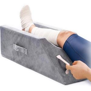 Venenkissen - Venenkeil Memory Foam Beinstützkissen Bein heben Kissen für die postoperative Operation reduzieren Schwellungen verbessern die Durchblutung