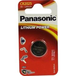 Batterie Lithium 3V/CR 2025