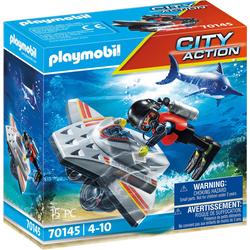 PLAYMOBIL® 70145 Seenot: Tauchscooter im Rettungseinsatz
