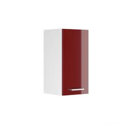 Vicco Hängeschrank 30 cm Küchenschrank Küchenschränke Küchenunterschrank R-Line Küchenzeile rot