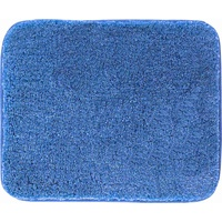 Grund Badematte Melange Webstoff Jeansblau 50x60 cm