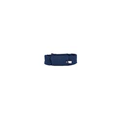SPORTBAND f.Insulinpumpe 80-84 cm dunkelblau 1 St