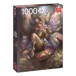 Jumbo Spiele Puzzle Puzzles 501 bis 1000 Teile JUMBO-18598, Puzzleteile