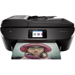 HP ENVY Photo 7830 Farb Tintenstrahl Multifunktionsdrucker A4 Drucker, Scanner, Kopierer, Fax LAN, W