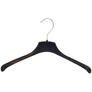 Kiroplast 25 Stück Kleiderbügel für T-Shirt Kleiderbügel für Hemden Kleiderbügel T-Shirts Kleiderbügel Tshirt 42 cm