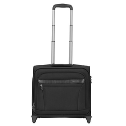 d&n Business & Travel Business-Trolley 38 cm Laptopfach schwarz