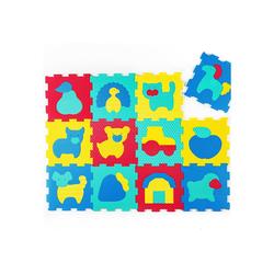 Hakuna Matte Puzzlematte Bauernhof, 12 Puzzleteile