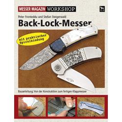 Back-Lock-Messer als Buch von Peter Fronteddu/ Stefan Steigerwald