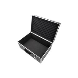 HMF Kameratasche 1844, Alu Fotokoffer, Kameratasche, 48 x 32 x 22,5 cm, schwarz Fotokoffer