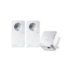 DEVOLO Magic 1 WiFi Multimedia Power Kit Netzwerk-Adapter