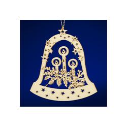 SIKORA Christbaumschmuck BS-LS Traditionelle Filigrane Weihnachtsbaum Anhänger