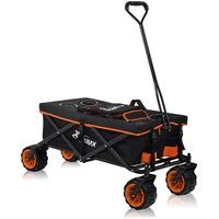 SAMAX Offroad Cool schwarz/orange