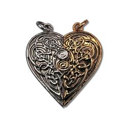 Adelia´s Amulett Die verlorenen Schätze von Albion Amulett, Tristan und Isolde Liebesamulet