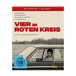 Vier im roten Kreis (4K Ultra HD) - DVD  Filme