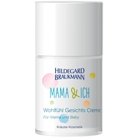 Hildegard Braukmann Mama & Ich Wohlfühl Gesichts Creme 50 ml