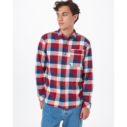Tentree Herren Benson Flannel Shirt, XXL