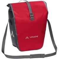 Vaude Aqua Back Single Hinten Fahrradtasche Polyester Grau, Rot 24 l