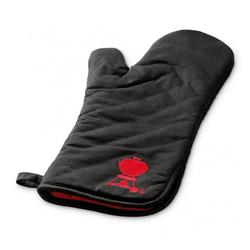 Weber Hitzeschutzhandschuhe Handschuh - Grillhandschuh - schwarz