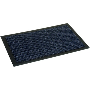Astra Sauberlaufmatte Saphir 90 cm x 150 cm Blau meliert