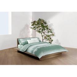 Bettwäsche Baltic, Calvin Klein home, mit zerflossenen Mustern 1 St. x 155 cm x 220 cm