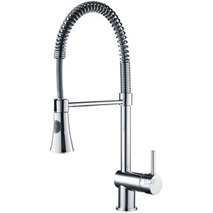 Einhebelmischer Spiralfeder Küchenarmatur Spültisch Küche Brause Wasserhahn